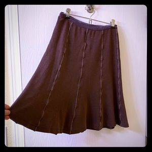 Horny Toad flare skirt